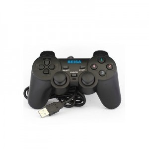 JOYSTICK SJ-702 PC USB ANALOGICO NEGRO