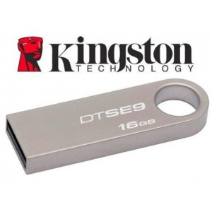 PENDRIVE KINGSTON 16GB MOD. SE9