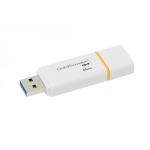 PENDRIVE KINGSTON G4 8MB DATATRAVELER USB 3.0