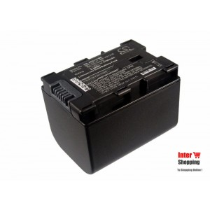Bateria litio-ion BN-VG121 3.6v 280 minutos para JVC MG750
