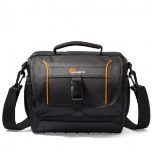 LOWEPRO ADVENTURA SH 160 BLACK
