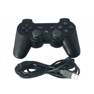 JOYSTICK PS3 CON CABLE wired