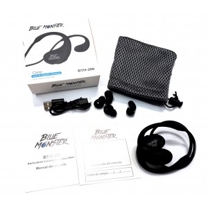 Auricular Blue Monster Bth200 Bluetooth Sport Fitness