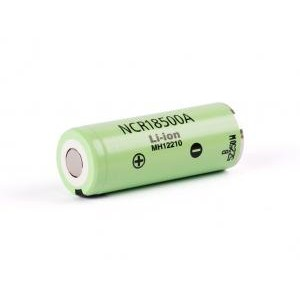 Pila litio NCR 18500 A Panasonic 2040mAh Original