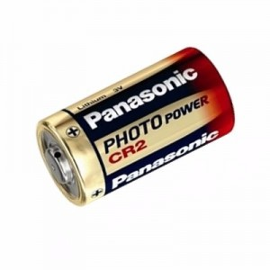 Pila  Panasonic cr2 3v litio